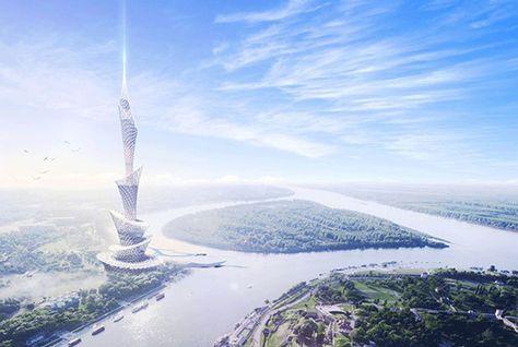 World's First 3D Printed Skyscraper Will Be in Dubai