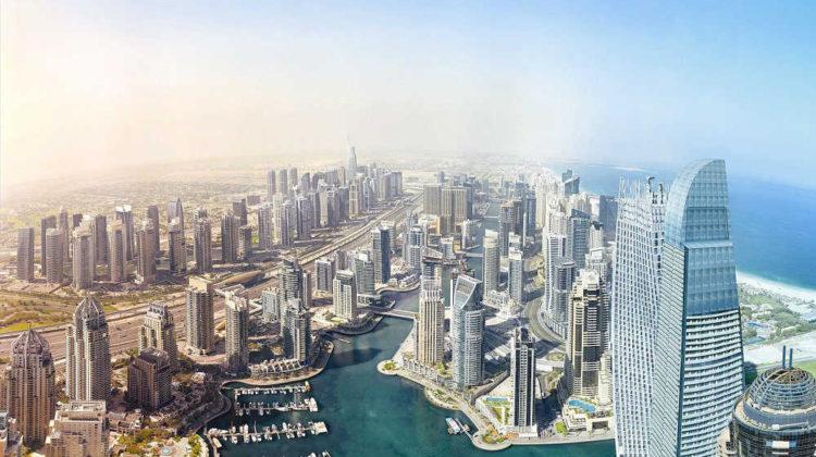 Spot the Bentley in This 57.7 Billion Pixel Image Of Dubai