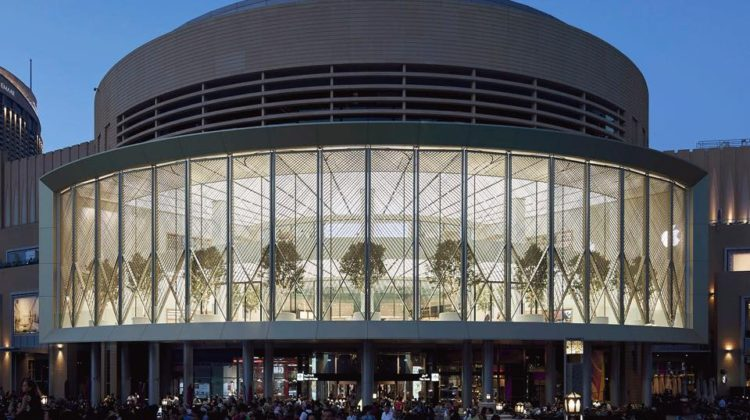 Apple Dubai Mall Opening Today