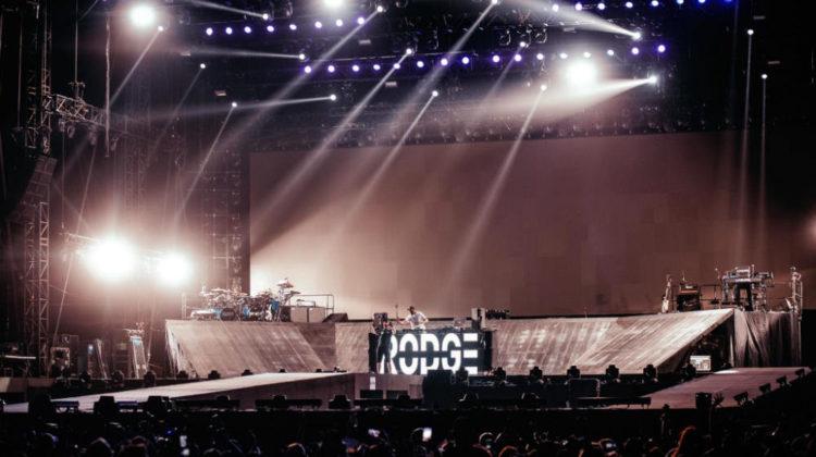 DJ Rodge Opens for Justin Bieber in Dubai
