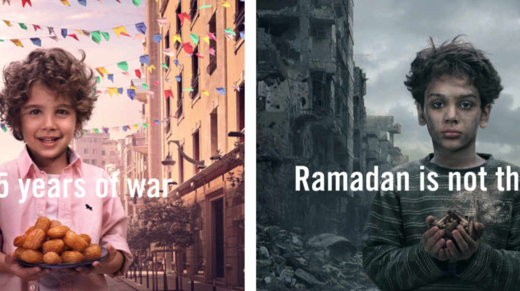 """It's Not the Same for Them"" – A Ramadan Campaign as Part of Facebook's Hack for Good"