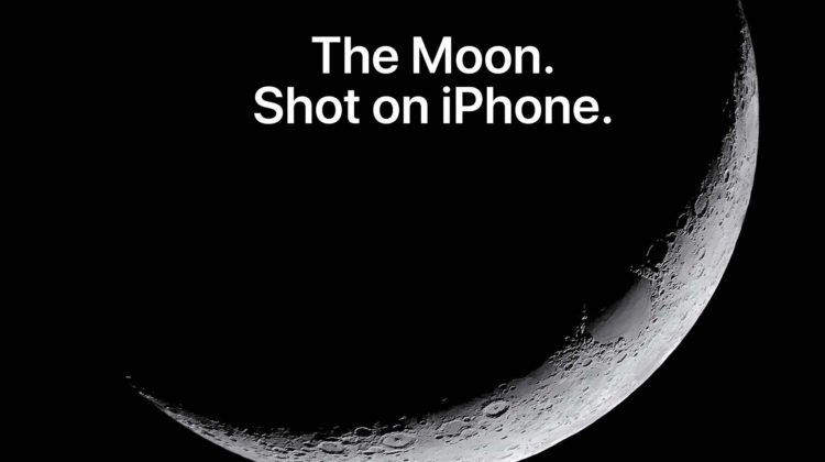 Celebrating Eid: The Moon Shot on iPhone by Local Photographers