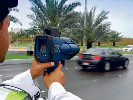 UAE Reduces Traffic Fines by 50%