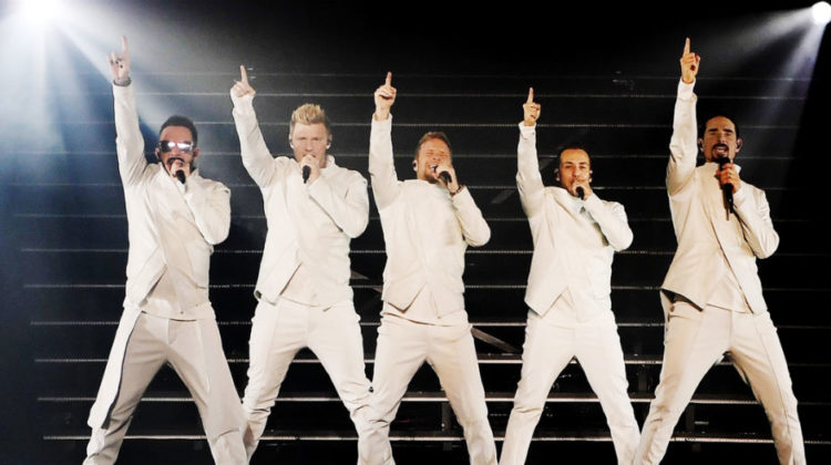 The Backstreet Boys are Coming to Dubai on April 20