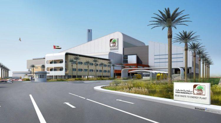 Dubai to Build World's largest Waste-to-energy Plant