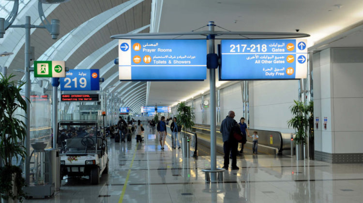 Dubai Airport The World's Third Busiest in 2017