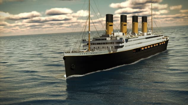 Titanic II Set to Sail in 2022 from #Dubai